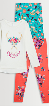 Oh Deer Legging Pack