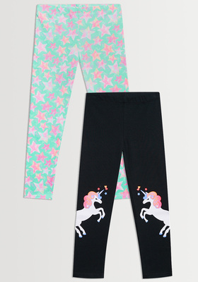 Unicorn Knee Legging Pack