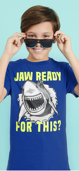 Jaw Ready Outfit