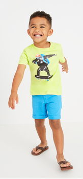 Skater Chimp Outfit