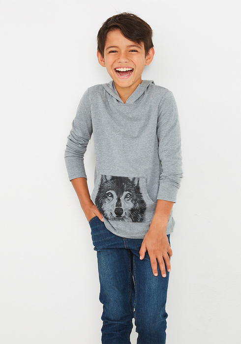 Wolf Pack Outfit