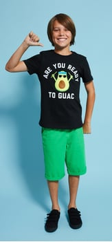 Green Guac Outfit