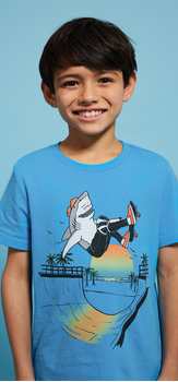 Rad Shark Outfit