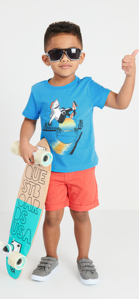 Skate Shark Outfit