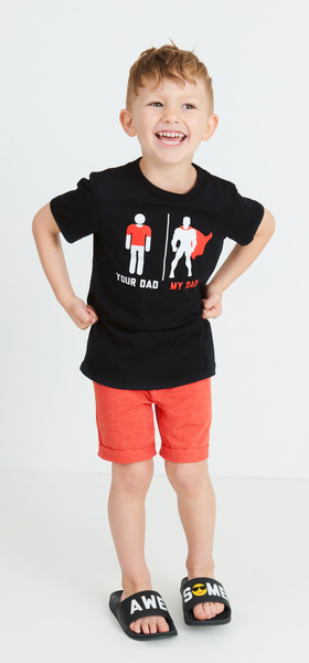 Super Dad Outfit