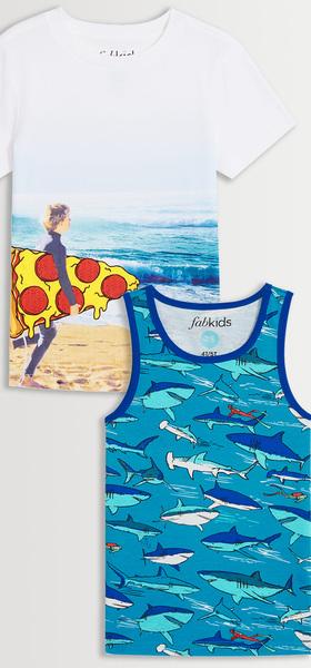 Pizza Shark Pack