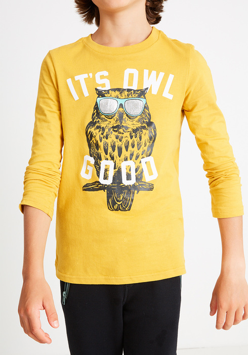 Owl Be Ready Outfit