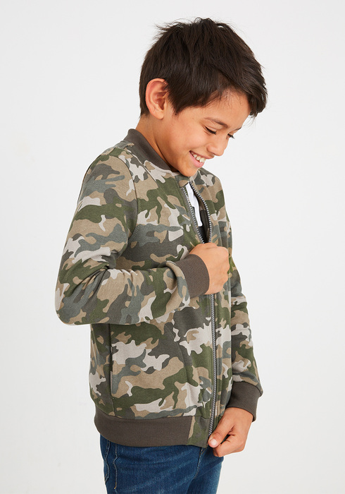 Camo Cool Outfit