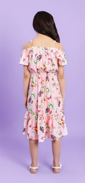 Floral Butterfly Outfit