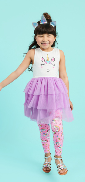 Unicorn Party Outfit