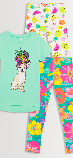Tropical Dog Pack