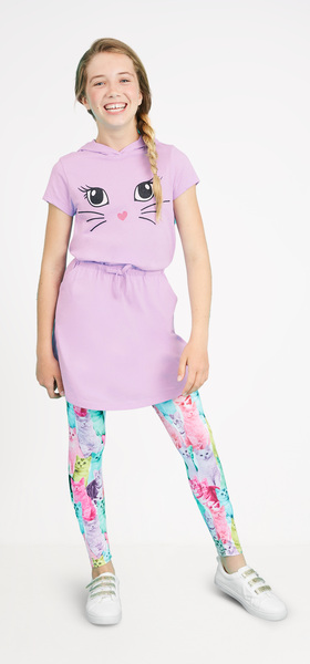 Color Cats Outfit