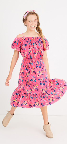 Flower Twirl Outfit