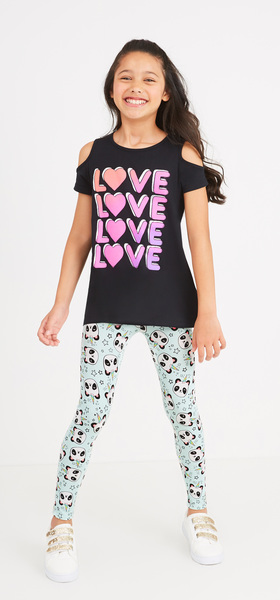 Panda Love Outfit