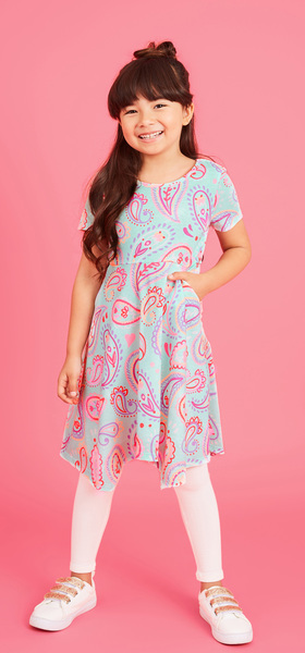 Pretty Paisley Outfit