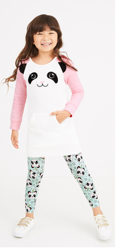 Party Panda Outfit