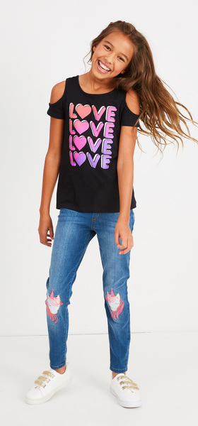 Unicorn Love Outfit