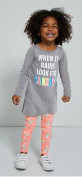 Rainbow Girl Outfit