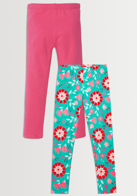 Floral Fun Legging Pack