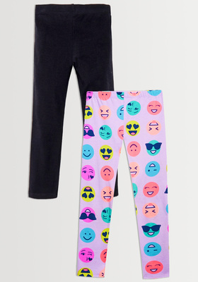Emoji Legging Pack