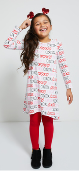 XOXO Hearts Outfit