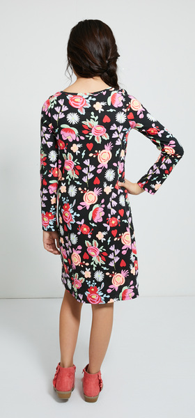 Petal Dress Outfit