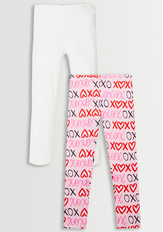 XOXO Legging Pack