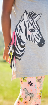 Wild Stripes Outfit