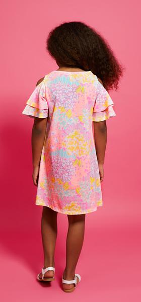 Floral Pop Outfit