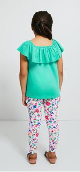 Ruffle Girl Outfit