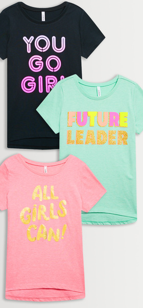 Girl Power Pack