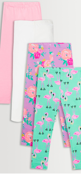 Flamingo Floral Pack