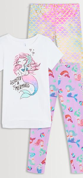 Mermaid Pack