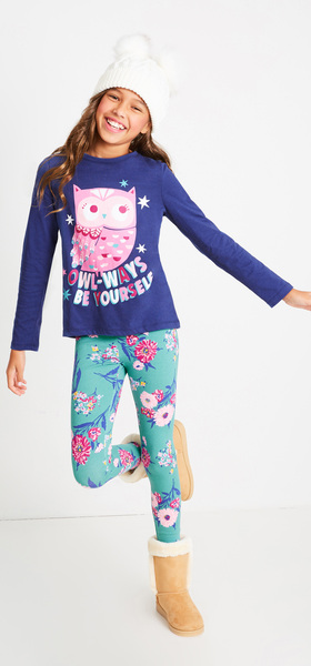 Owl Be Cozy Outfit