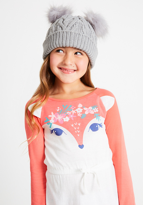 Snow Fox Outfit