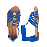 Flower Strappy Sandal