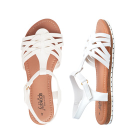 Track Sole Strappy Sandal
