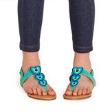 Heart T-Strap Sandal