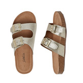 Two Strap Slide Sandal