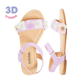 3D Flower Sandal