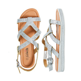 Glitter Tracksole Sandal