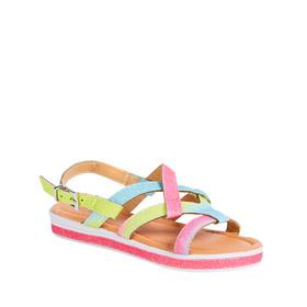 Rainbow Tracksole Sandal