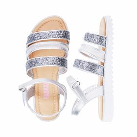Photo of Glitter Track Sole Sandal