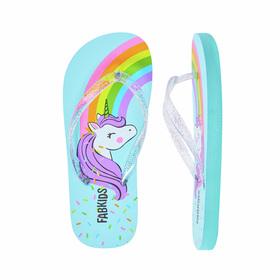 Photo of Unicorn Rainbow Flip Flop