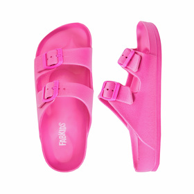 Photo of Solid Buckle Sandal
