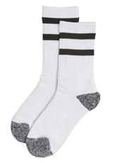 Retro Striped Sock