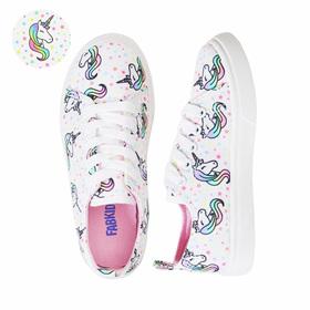 Photo of Unicorn Stars Lace Up Sneaker