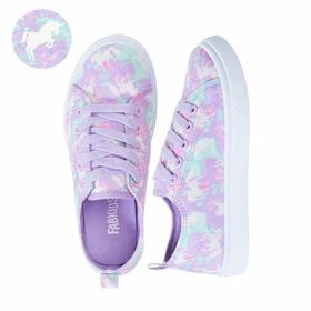 Photo of Cosmic Unicorn Lace Up Sneaker