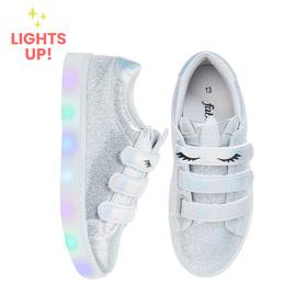 Photo of Light Up Unicorn Sneaker