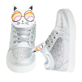 Photo of Cat Face High Top Sneaker